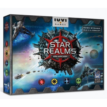 Star Realms: Gra karciana IUVI Games