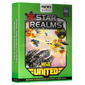 Star Realms: United Misje IUVI Games  - Dodatek
