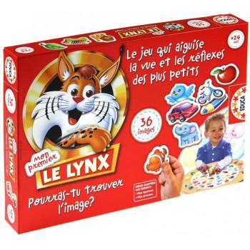 Lynx 36 - Mój pierwszy Ryś (gra dla dzieci) G3
