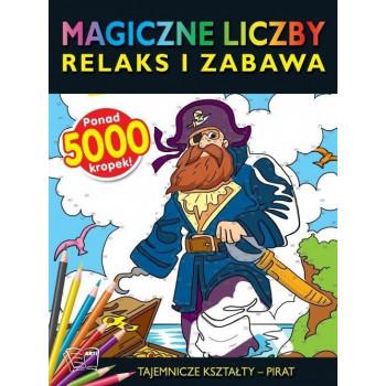 Magiczne liczby - tajemnicze kształty - Pirat
