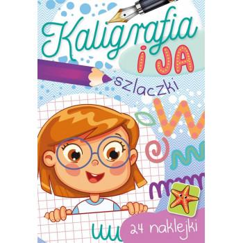 Kaligrafia i ja. Szlaczki