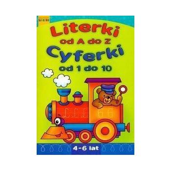 Literki A-Z, Cyferki 1-10 LITERKA
