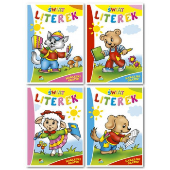 (057) Świat Literek MIX