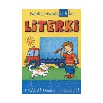 Literki 5-6 lat LITERKA