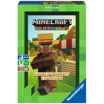 Minecraft: Rynek Farmera  - Dodatek