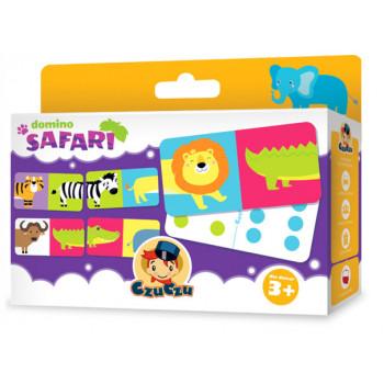 Czuczu Domino Safari...