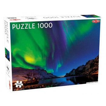 Puzzle 1000 Northern Lights in Tromso