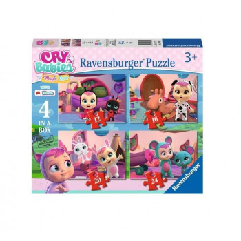 Cry Babies Magic Tears Puzzle 4w1