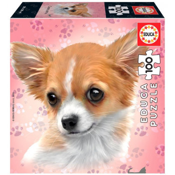 Puzzle 100 Psy - Chihuahua G3