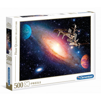 Puzzle 500 HQ International Space Station