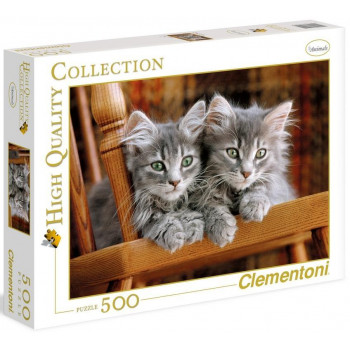 Puzzle 500 HQ Kittens