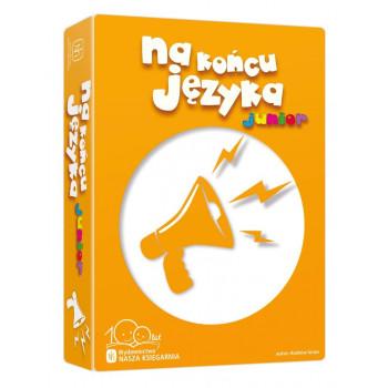 Gra- Na końcu języka Junior