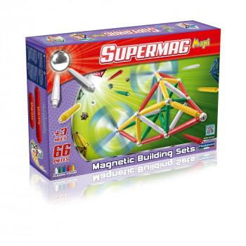 SUPERMAG 66 EL MAXI CLASSIC KLOCKI MAGNETYCZNE