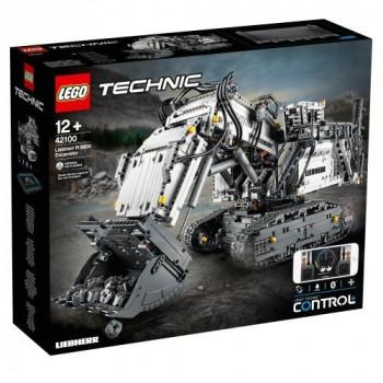 Lego TECHNIC 42100 Koparka Liebherr R 9800