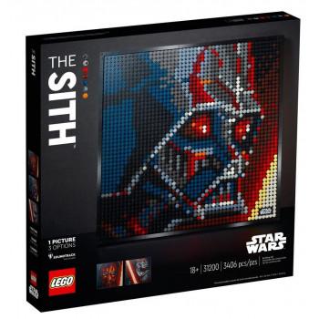 Lego STAR WARS 31200 Gwiezdne Wojny - Sith