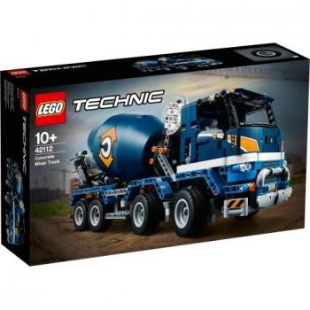 Lego TECHNIC 42112 Betoniarka