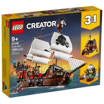 Lego CREATOR 31109 Statek piracki