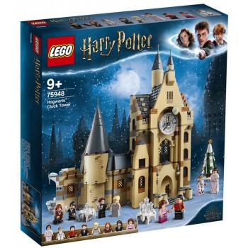 Lego HARRY POTTER Wieża zegarowa na Hogwarcie