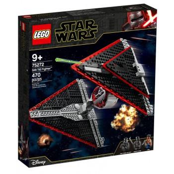 Lego STAR WARS 75272 Myśliwiec TIE Sithów