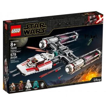Lego STAR WARS 75249 Myśliwiec Y-Wing Ruchu Oporu