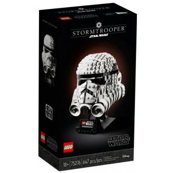 Lego STAR WARS 75276 Hełm szturmowca