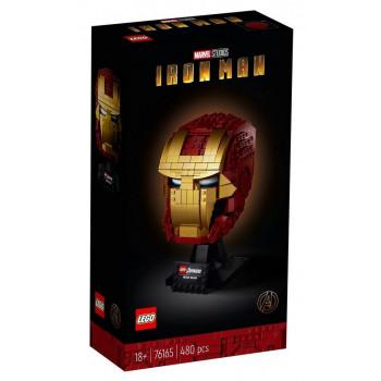 Lego SUPER HEROES 76165 Hełm Iron Mana