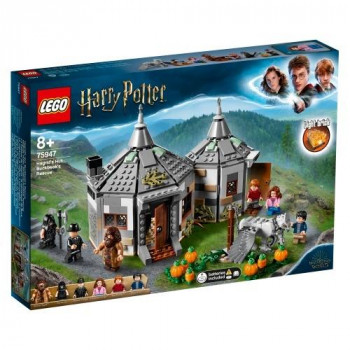 Lego HARRY POTTER 75947 Chatka Hagrida Na ratunek