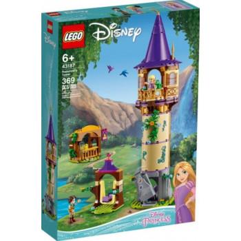 Lego DISNEY PRINCESS 43187 Wieża Roszpunki