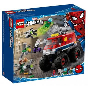 Lego SUPER HEROES 76174 Monster truck Spider-Mana