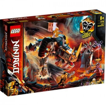 Lego MINECRAFT 71719 Rogaty stwór Zane'a