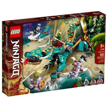 Lego NINJAGO 71746 Dżunglowy smok