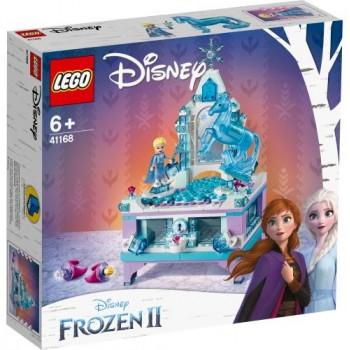 Lego DISNEY PRINCESS Szkatułka na biżuterię Elsy