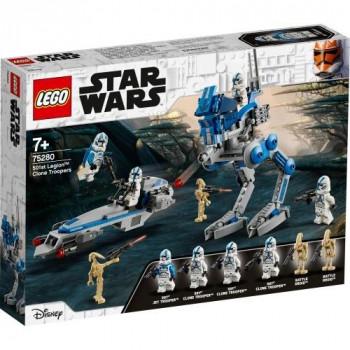 Lego STAR WARS 75280 Żołnierze klony z 501 legionu