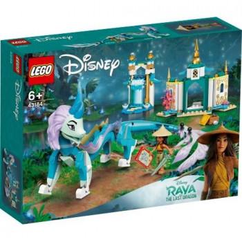 Lego DISNEY PRINCESS 43184 Raya i smok Sisu