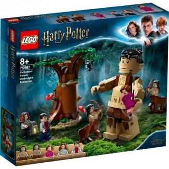 Lego HARRY POTTER Zakazany Las: spotkanie Umbridge