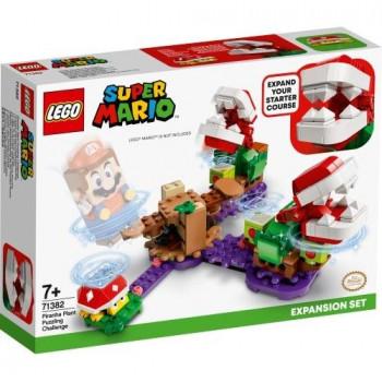 Lego SUPER MARIO 71382 Zawikłane zadanie Piranha