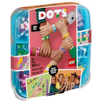 Lego DOTS 41913 Megazestaw bransoletek