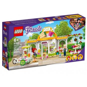 Lego FRIENDS Ekologiczna kawiarnia w Heartlake
