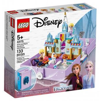 Lego DISNEY PRINCESS Książka z przygodami Anny