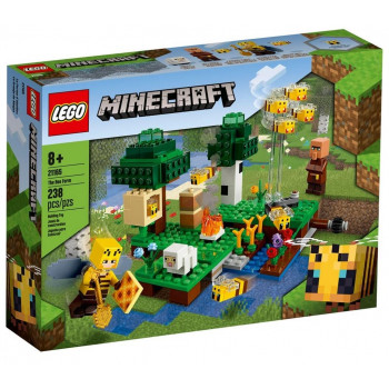 Lego MINECRAFT 21165 Pasieka