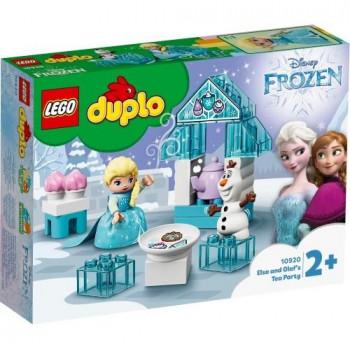 Lego DUPLO 10920 Popołudniowa herbatka u Elsy...