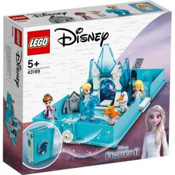 Lego DISNEY PRINCESS Książka z przygodami Elsy