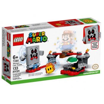 Lego SUPER MARIO 71364 Tarapaty w forcie Whompa