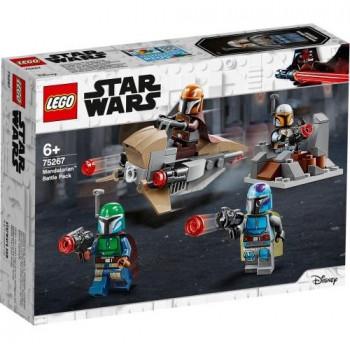 Lego STAR WARS 75267 Zestaw bojowy Mandalorianina