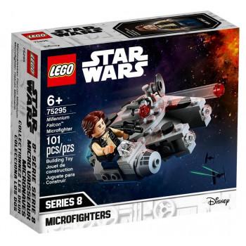 Lego STAR WARS Mikromyśliwiec Sokół Millennium