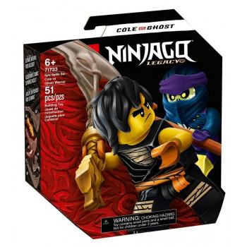 Lego NINJAGO Epicki zestaw bojowy Cole vs Duch