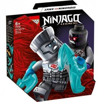 Lego NINJAGO Epicki zestaw bojowy Zane vs Nindroid