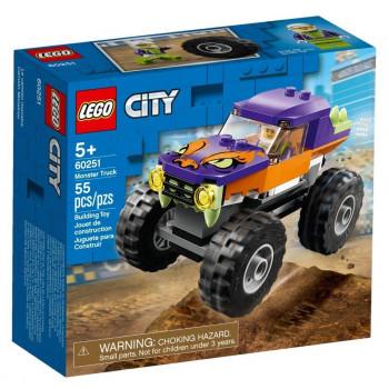Lego CITY 60251 Monster truck