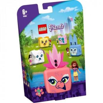 Lego FRIENDS 41662 Kostka Olivii z flamingiem