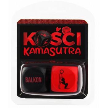 Kamasutra (czerwono-czarne)